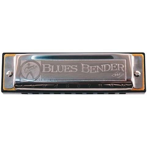 Hohner Blues Bender Pac, Clave de F