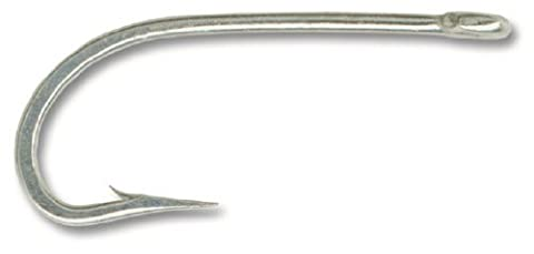 Mustad 3407SSD Classic O'Shaughnessy 2 Extra Strong Forged Duratin Hook (100-Pack), Size 7/0 by Mustad