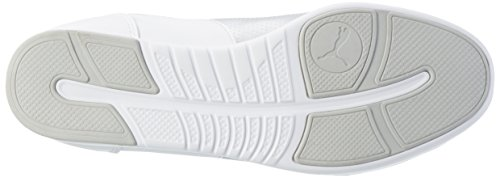 Puma Damen Modern Soleil Mid High-Top Weiß (puma white-puma silver 02)