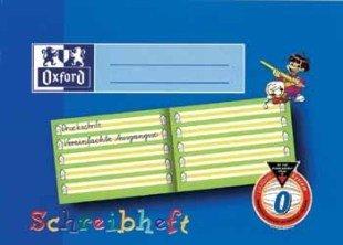 """Preisvergleich Produktbild Schreiblernheft Landre A5/16 """"0"""", blau"""
