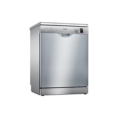Bosch Serie 2 SMS25CI05E Independiente 13cubiertos A++ lavavajilla - Lavavajillas (Independiente, Acero inoxidable, Tamaño completo (60 cm), Acero inoxidable, Botones, Giratorio, 1,75 m)