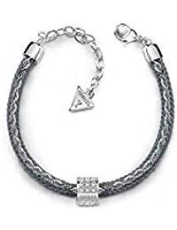 11d6a7882415 Guess Bracelet G Colors métal rhodié UBB84101