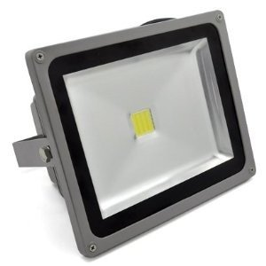 30W WARMWEISS LED Fluter Flutlicht Außen Strahler Scheinwerfer SMD IP65 wasserdicht 3000K von Shinntto auf Lampenhans.de