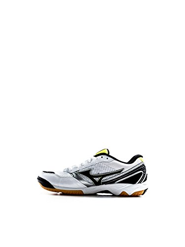 Mizuno Wave Twister 3 Junior Scarpe Interne Argento
