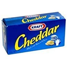Kraft Cheddar Cheese By