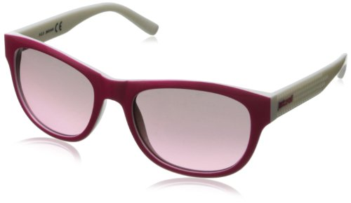 Just Cavalli Sonnenbrille JC559S_74B weiß/pink