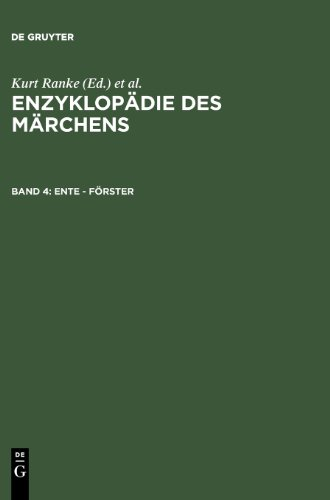 Enzyklopädie des Märchens: Ente - Förster