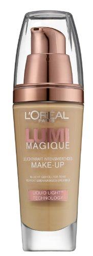 L'Oréal Paris Make-Up Lumi Magique Fond de Teint, K5 Rose Sand - optimale, natürliche Deckkraft mit bis zu 12h Halt - für einen tollen Glow, 1er Pack (1 x 30 ml)