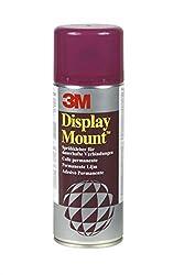 3M 050792 DisplayMount Sprühkleber, mit extra starker Haftkraft, sofort dauerhaft klebend, 400 ml, Lila