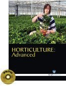 Horticulture : Advanced (Book with Dvd) (Workbook Included) [Paperback] [Jan 01, 2016] 3G E-Learning
