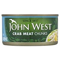 John West Crab Meat Chunks In Brine 170G