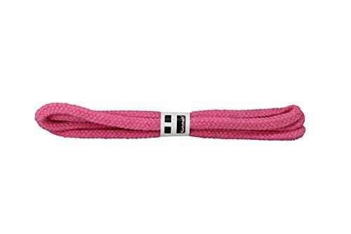 Hummelt® SilverLine-Rope Baumwollseil Baumwollkordel (H) 8mm 7,5m rosa