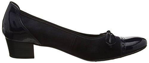 Gabor Shoes Comfort, Scarpe con Tacco Donna Blu (pazifik 26)