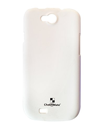 COVERNEW Back Cover for Micromax Canvas Elanza A93-White  available at amazon for Rs.229