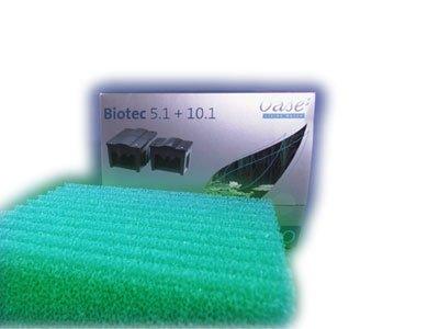 OASE Zubehör Filter, Ersatzschwamm für Bio-Smart 18000-36000, grün, 25 x 20 x 9 cm, 56679 (Bio Filter)