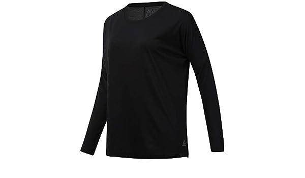 Wor Shirt FemmeSports Reebok Supremium T Long Sleeve E29bDHIYeW