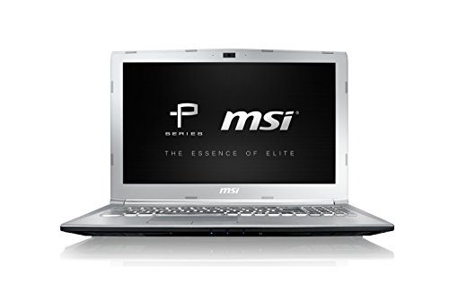 "MSI PE62 7RD-1814XES - Ordenador portátil de 15.6"" FullHD (Intel Core i7-7700HQ, 16 GB RAM DDR4, 1 TB HDD + 128 GB SSD, GeForce GTX 1050 4 GB GDDR5, Windows 10) Plateado - Teclado QWERTY español"