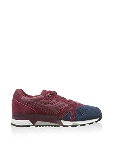 Diadora N9000 Double Schuhe Sneaker Neu bordeaux / blau