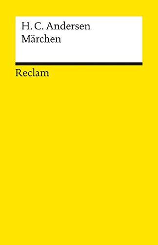 Märchen (Reclams Universal-Bibliothek) H C Andersen