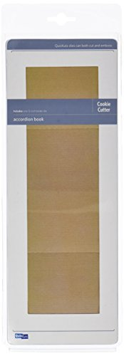 We R Memory Keepers 12-Inch Border Die, Accordion Book by (Quickutz 12 Border Die)
