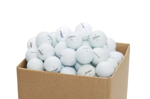 Second Chance Premium Titleist 100 balles de golf recyclées...