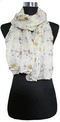 soft-daisy-sun-flowers-floral-ladies-long-scarf-shawl-wrap-sarong-by-fat-catz-copy-catz-cream-daisy-