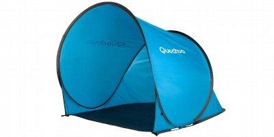 Quechua - 2 Seconds 0 Strandmuschel (Blau) -