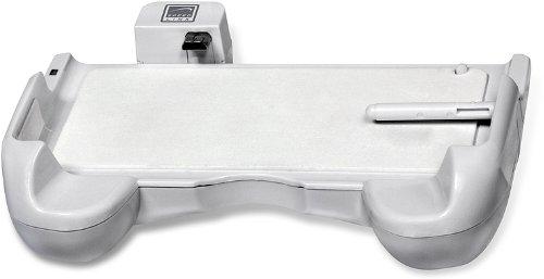Speedlink Energy Grip Zusatzakku für den Nintendo DS Lite (bis zu 8 Stunden Spielzeit, aufladbar während des Spielens, inklusive Netzteil) weiß
