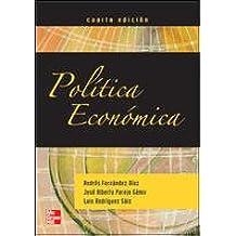 Politica economica - 4ª edicion -