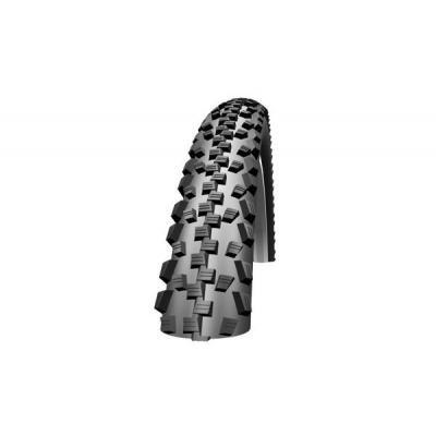 Schwalbe Drahtreifen Black Jack 26x2.1 - schwarz, Größe:26