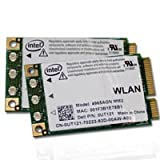 Intel Wireless WiFi Link 4965AGN Mini PCI Express Dell P/N: 0UT121 802.11a/g/n Draft N