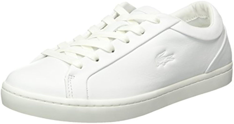 Lacoste Straightset 316 1, Zapatillas para Mujer