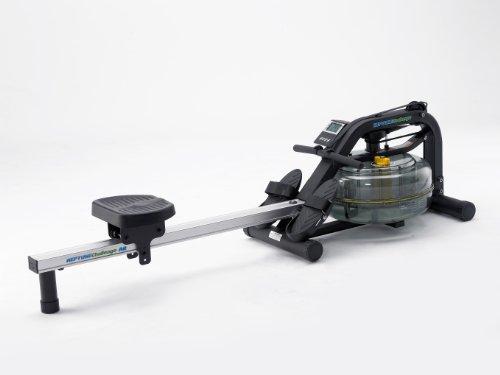 Fluid rower rameur rower aR-neptune-fDF ncar-noir