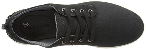 Helly Hansen Bergshaven, Chaussures bateau homme Noir (Black)