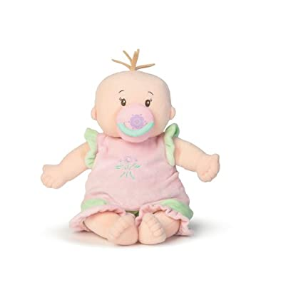 Manhattan Toy 130080 Baby Stella - Muñeca de peluche de Manhattan Toy