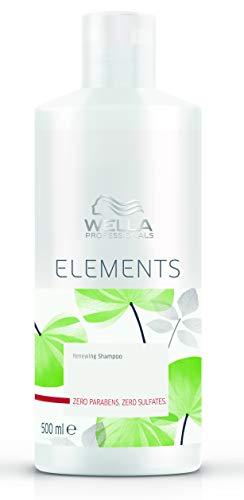 Wella Care³ Elements Shampoo 500 ml Stärkendes Shampoo (Wella Shampoo Elements)