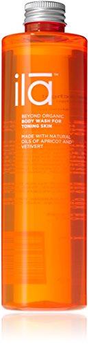 Body Toning Oil (ila Body Wash for Toning Skin, Körperwaschgel, 300 ml)