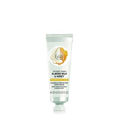 (Almond Milk & Honey) - Almond Milk & Honey Calming & Protecting Hand Cream 30ml