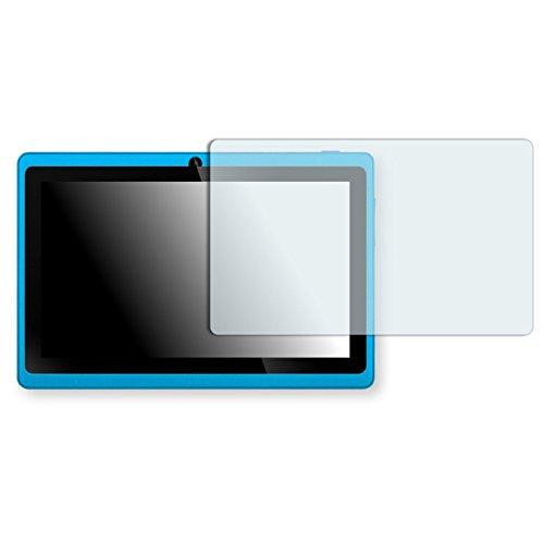 """Golebo Displayschutzfolie für JEJA 7 Zoll Android Google Tablet PC Schutzfolie Folie """"No Reflexion Keine Reflektion"""" MATT - Entspiegelnd MADE IN GERMANY"""