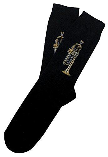 Gewa Socken Trompete schwarz Größe 43-45