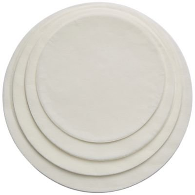 Lakeland 100x Papel de pergamino Circulares para Hornear Varios tamaños, 6