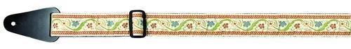 firestone-531024-folklore-edition-jacquard-guitar-strap-light-coloured-flower