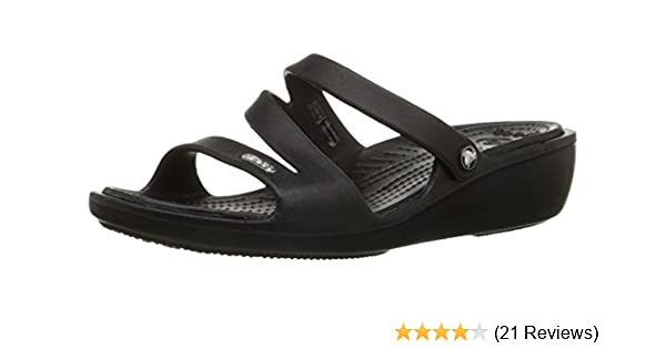 96befe386 crocs Women s Patricia Rubber Fashion Sandals  Buy Online at Low ...