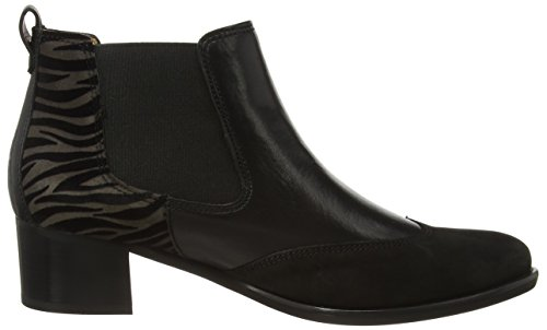 Gabor Chaussures - Gabor Basic 35.694, Bottines Pour Femme Noir (schwarz (schw / Anthrazit (ldf 59))