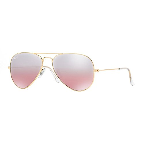 Rb3025 aviator large metal cod. colore 0013e
