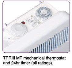 31qgGZHWhvL - Creda TPRIII1500MT Panel Convector Heater with Timer - 1.5kW. Model Number 75774414