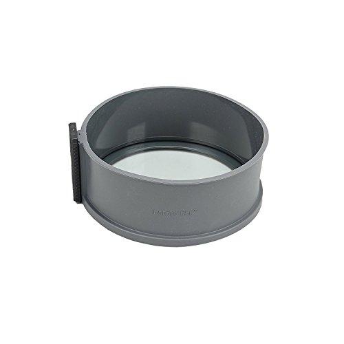 Instant Pot® Dampfablage, Silikon Kuchenform cake pan grau