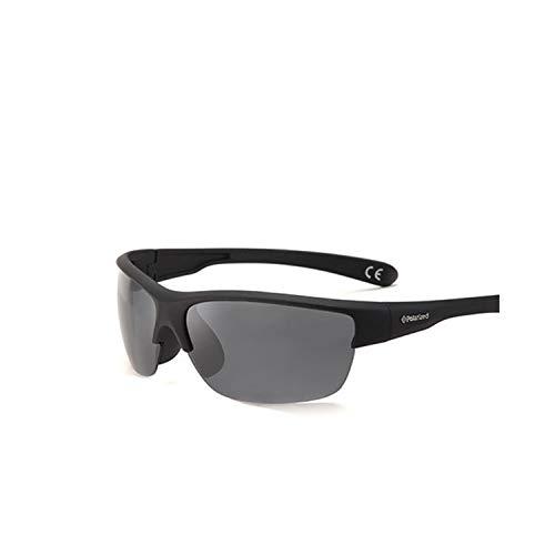 Sport-Sonnenbrillen, Vintage Sonnenbrillen, 20/20 Classic Black Polarized Sunglasses Men Vintage Square Lens Sun Glasses Male Driving Eyewear Gafas PL289 C02 MatteBlack