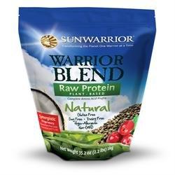 15-Pack-of-Sunwarrior-Warrior-Blend-Natural-500-g
