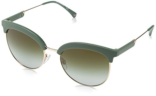 Emporio Armani Damen 56097z Sonnenbrille, Sage/Rose Gold, 54